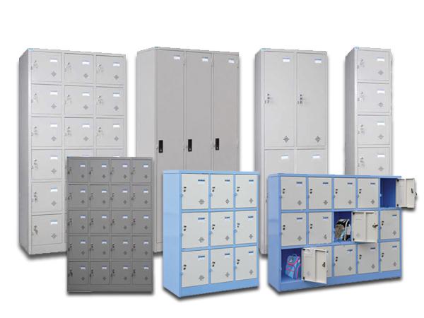 Tủ sắt locker thanh lý HCM