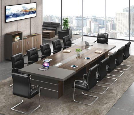 bàn ghế phòng họp rof